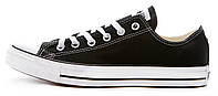 Мужские кеды Converse All Star Low black, конверс