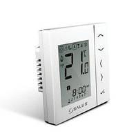 """""""SALUS"""" VS10W Цифровой регулятор температуры 4in1, белый, скрытого монтажа, 230V"""