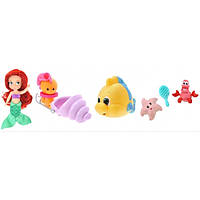 Кукла Ариель мини-аниматор Дисней Disney Animators Collection  Ariel Mini