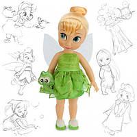 Кукла Звоночек аниматор Дисней Disney Animators Collection Tinker Bell