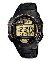 Мужские японские часы CASIO  W-734-9A