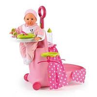 Игровой набор для куклы Раскладной чемодан Минни