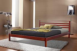 """Кровать двуспальная """"Диана"""", 1600*2000мм, яблоня, орех"""