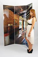 Мобильный выставочный стенд Ширма