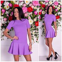 Стильное женское платье м-40162