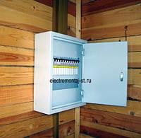 Электропроводка в частных домах
