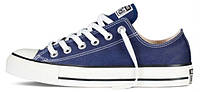 Мужские кеды Converse All Star Low blue, конверс