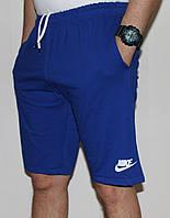 Мужские трикотажные шорты Nike электрик