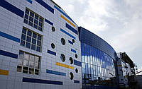 Панели для вентилируемого фасада