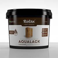 Rolax  Лак акриловый водораз. «Аквалак» Premium, 3л.