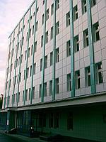 Металлический вентилируемый фасад
