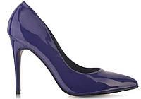 Женские туфли Клавдия синий, фото 1