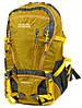 Светлый туристический рюкзак 40 л. Royal Mountain 8421 yellow желтый