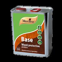 Деревозащитная грунтовка Maxima 2,5 л
