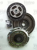 VALEO - Демпфер (глухой) + комплект сцепления Volkswagen Transporter (Фольцваген Транспортер) 2.5 Дизель 1995 - 2003 (835028)