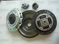 VALEO - Демпфер (глухой)+комплект сцепления Volkswagen Transporter (Фольцваген Транспортер) 2.4 Дизель 1990 - 2003 (835003)