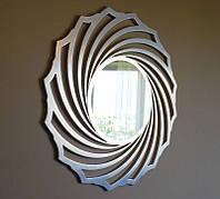 Зеркало в раме солнца арт-деко №30