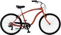 Городской велосипед круизер Giant Simple Seven оранжевый (GT 14)