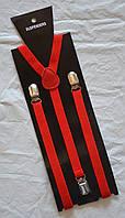 Подростковые подтяжки красные опт, фото 1