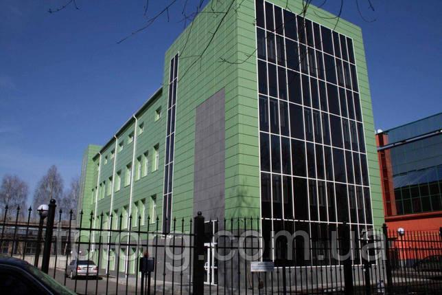 Вентилируемый фасад жилого дома, фото 2