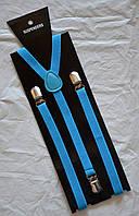 Подростковые подтяжки голубые опт, фото 1