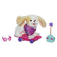 Интерактивная игрушка Собачка Трикси на скейте FurReal от Hasbro