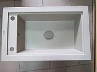 Мойка кухонная гранитная Deante Country 430 х 690 мм (темный беж)