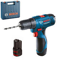 Аккумуляторный шуруповерт Bosch GSR 1080-2-LI