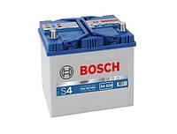 Аккумулятор BOSCH S4 60Ah-12v (232x173x225) правый +