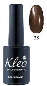 Гель-лак для ногтей Kleo, Цвет №28