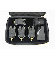 Сигнализаторы поклевки с пейджером World 4 Carp FA210-4