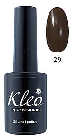Гель-лак для ногтей Kleo, Цвет №29