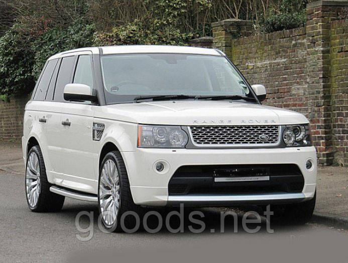 Тюнинг Range Rover SPORT Autobiography - Gooods - автозапчасти и аксессуары, товары для дома и детские товары в Луцке