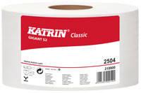 Супер мягкая туалетная бумага в рулоне Katrin Classic