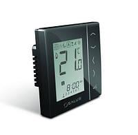 """""""SALUS"""" VS30B Программируемый, электронный регулятор температуры, черный, скрытого монтажа, 230 V"""