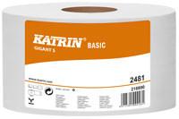 Туалетная бумага Katrin Basic 1 слой