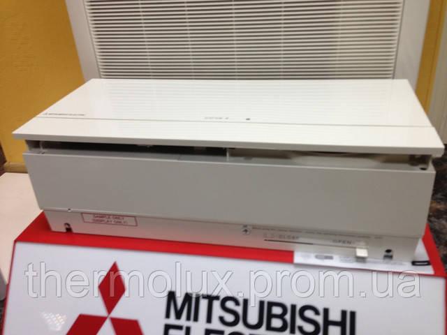 Распаковка коробки с рекуператором Мицубиши Лоснней VL-100UE5-E