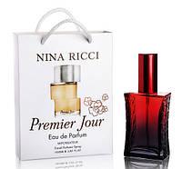 Мини парфюм Nina Ricci Premier Jour в подарочной упаковке 50 ml