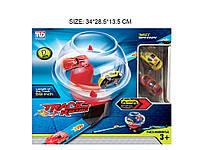 Детская игрушка трек инерционный, 2 машинки, 68814