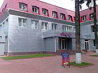 Вентилируемый фасад брусового дома