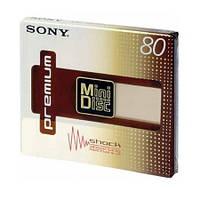 Минидиск MiniDisc MD Sony 80min Premium