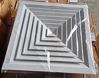 Потолочный диффузор алюминиевый 300*300, фото 1