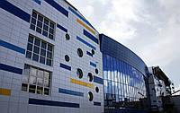 Вентилируемый фасад дачи