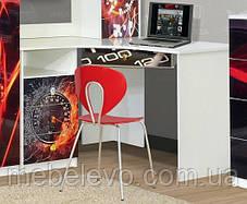 Стол письменный Мульти угловой 750х1210х1210мм Світ Меблів, фото 2