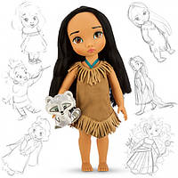 Кукла Пакахонтас аниматор Дисней Disney Animators Collection Pocahontas