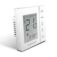 """SALUS"" VS30W Программируемый, электронный регулятор температуры, белый, скрытого монтажа, 230V"