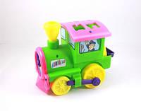 Паровоз Логика (ParovozLog) Toys Plast