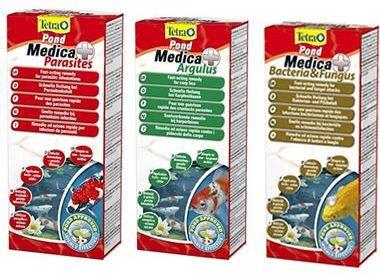 Лікарські препарати для ставкових риб