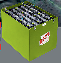 Тяговый аккумулятор для электротележки Balkancar ЕП 011 (ЕС 301), фото 2