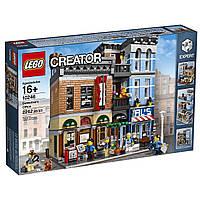 Lego Creator Детективное агентство 10246